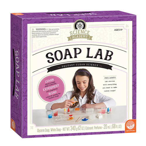 Science Academy Soap Lab