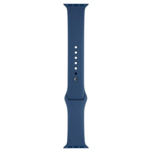 Watch Sport Band (42mm, Ocean Blue, Stainless Steel Pin)