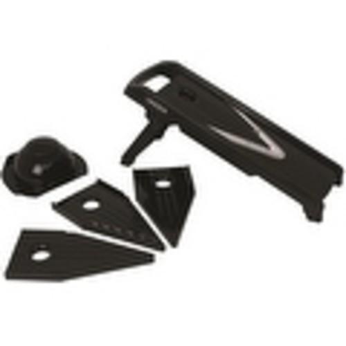 Oneida 55304 Mandolin V-Slicer, Black
