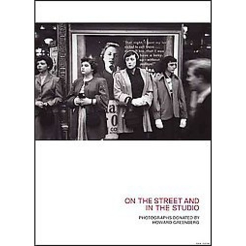 On the Street and in the Studio (Paperback)
