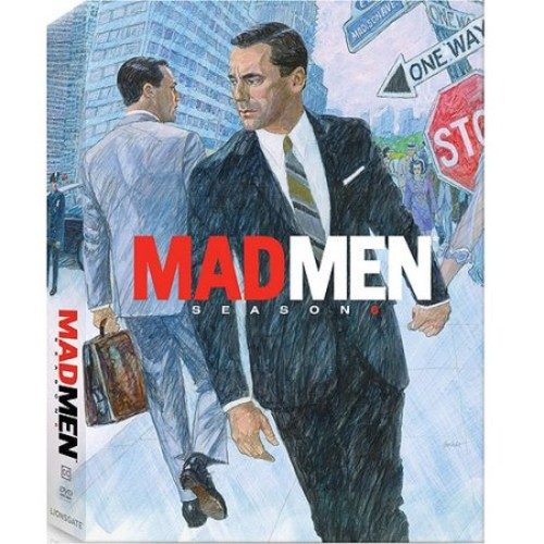 Lionsgate Home Entertainment Mad Men: Season 6