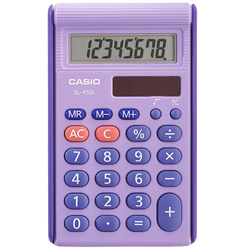 Casio SL-450TP Basic School SLR