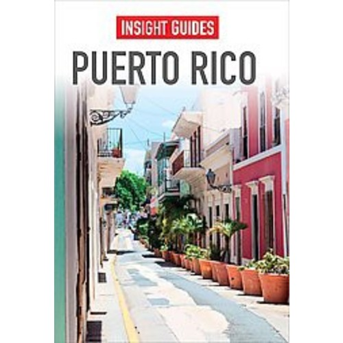 Insight Guides Puerto Rico ( Insight Guides) (Paperback)