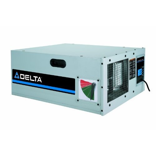 Delta Power Tools 50-875T2 3 Speed Ambient Air Cleaner
