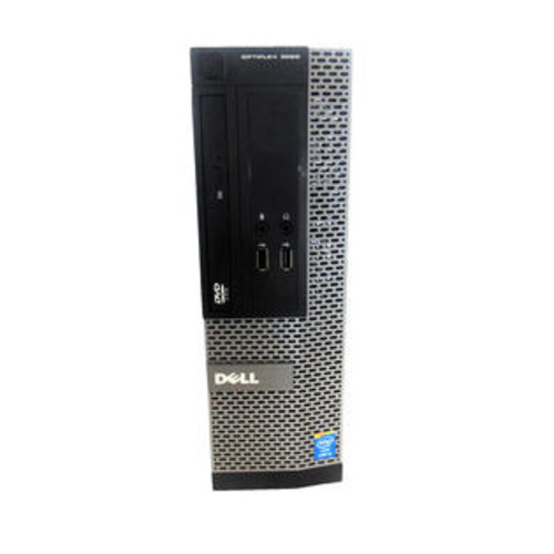 Dell 30202TBPCK OptiPlex 3020 Core i3 3.4GHz 2TB Hard Drive 8GB Memory Windows 10 Home Complete Computer Package Bundle