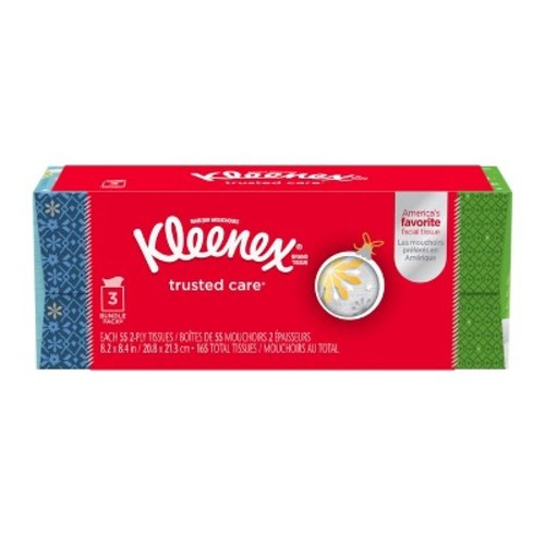 Kleenex 165 ct Facial Tissue