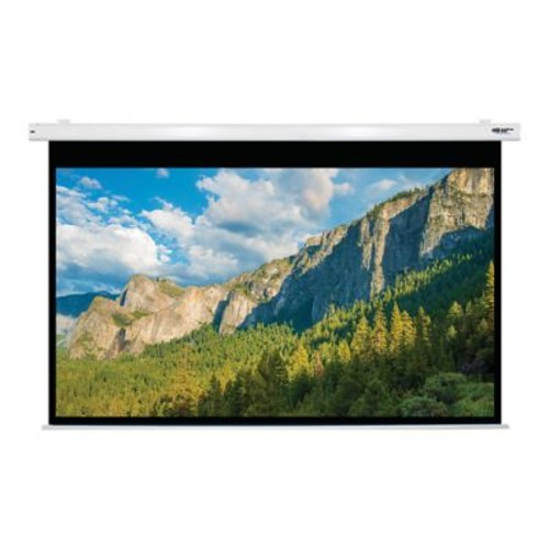 Hamilton Buhl HBS64102 Electric Projector Screen, 120