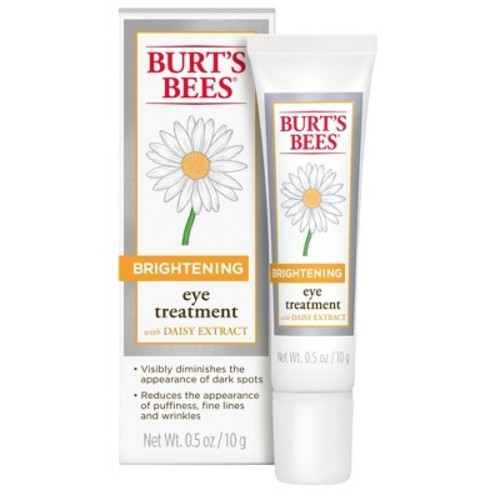 Burt's Bees Brightening Eye Treatment - 0.5 oz