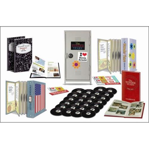 The Wonder Years: Complete Series [Locker Edition] [26 Discs] [DVD]