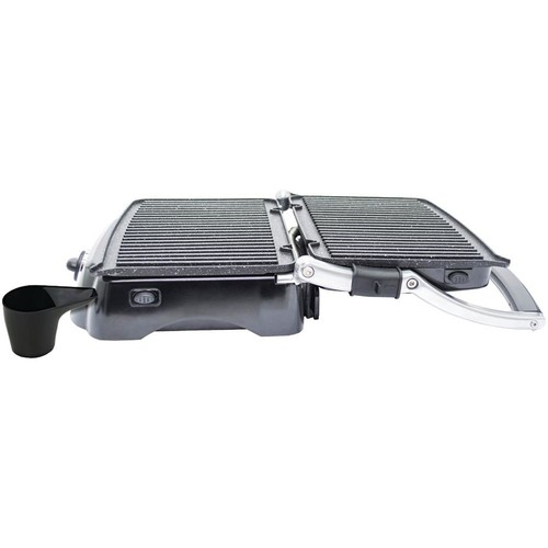 Starfrit Rock Grill/Griddle in Black