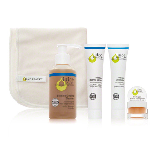 Blemish Clearing Solutions Kit (5 piece)