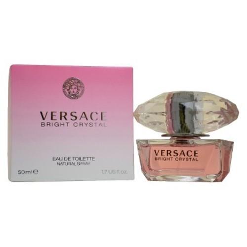 Versace Bright Crystal by Versace Eau de Toilette Women's Spray Perfume
