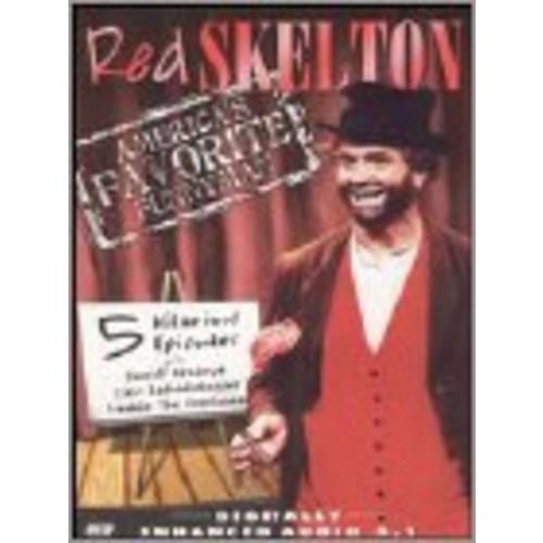 Red Skelton America's Favorite Funnyman