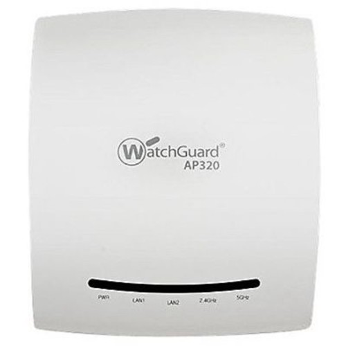 WatchGuard WGA32483 White Wireless Access Point and 3 Years Wi-Fi Cloud Subscription