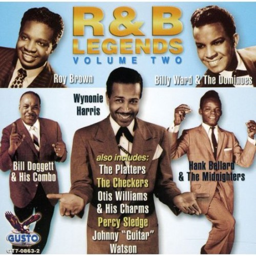 R&B Legends Volume Two [CD]