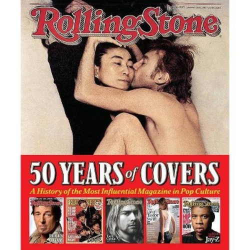 Rolling Stone Covers / 50 Years (Paperback) (Jann S. Wenner)