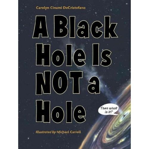 A Black Hole Is Not a Hole A Black Hole Is Not a Hole