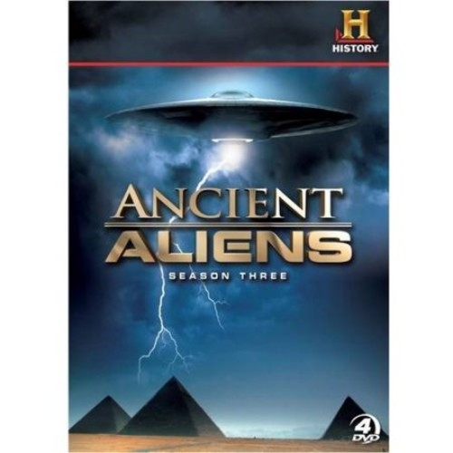 Ancient Aliens: Season Three [4 Discs] [DVD]