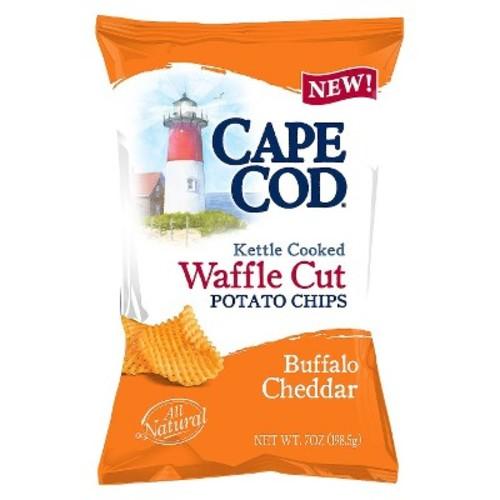 Cape Cod Waffle Cut Buffalo Cheddar Potato Chips 7oz