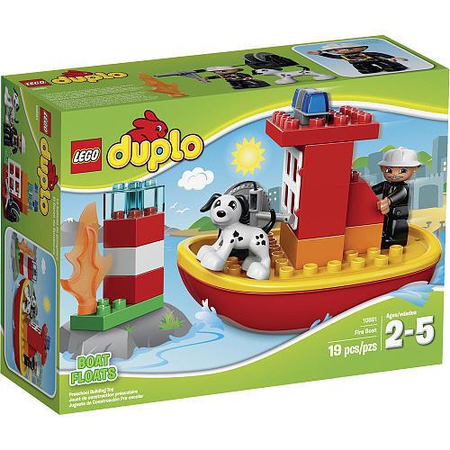 LEGO DUPLO Fire Boat 10591