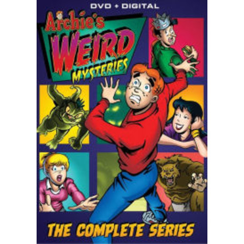 Archies weird mysteries:Complete seri (DVD)