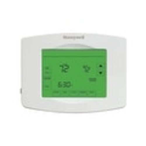 Honeywell RTH8580W1007/W Wi-Fi 7 Day Programmable Thermostat, Touchscreen