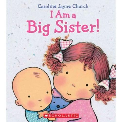 Caroline Jayne Church I Am a Big Sister