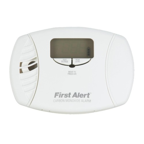 First Alert 120V/Bat Dig Co Detector
