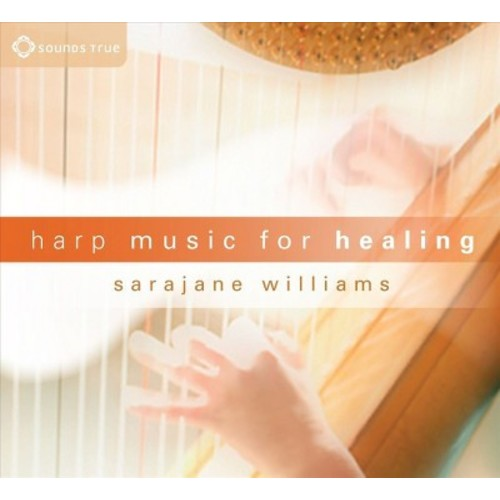 Harp Music for Healing [CD]