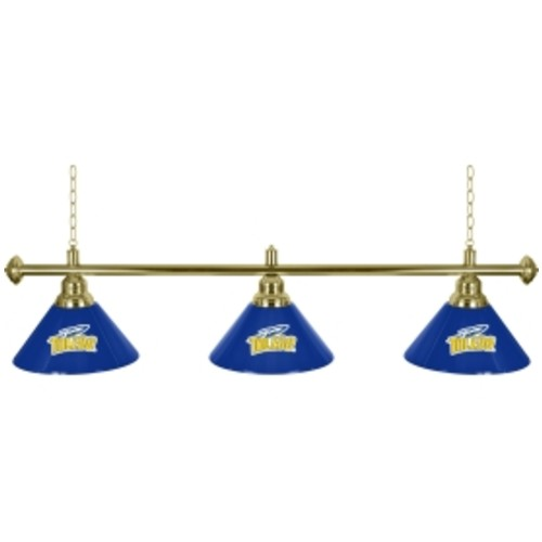 Trademark Games Toledo Rockets 60'' 3-Shade Billiard Lamp