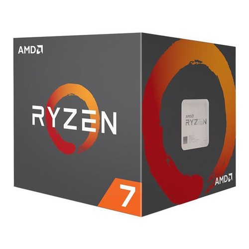 AMD RYZEN 7 1700 8-Core 3.0 GHz (3.7 GHz Turbo) Socket AM4 65W YD1700BBAEBOX Desktop Processor