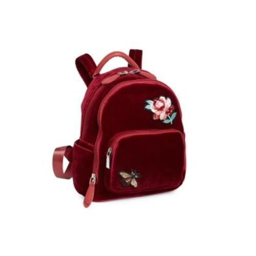 Kid's Mini Velvet Backpack