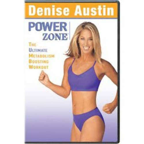 Denise Austin: Power Zone - The Ultimate Metabolism Boosting Workout DS