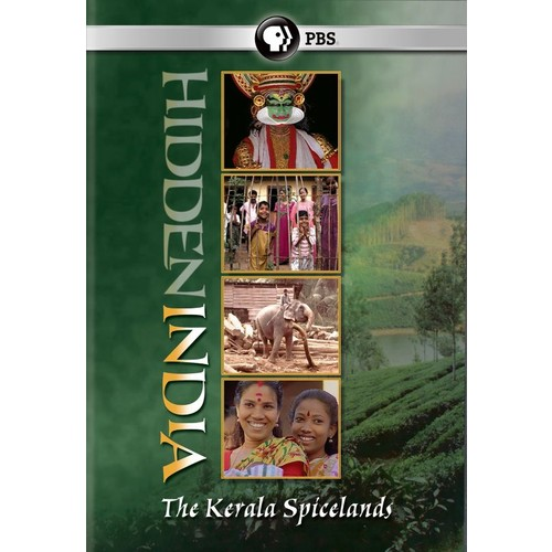Hidden India: The Kerala Spicelands [DVD] [English] [2002]