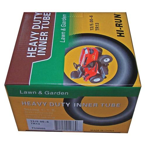 Lawn/Garden Inner Tube, Size 13/500-6