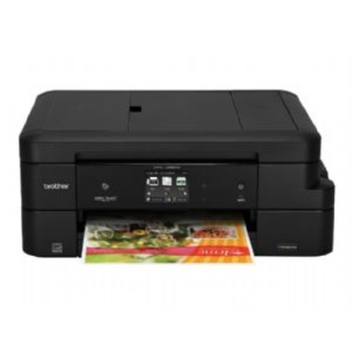 Brother INKvestment Work Smart MFC-J985DW - Multifunction printer - color - ink-jet - Legal (8.5 in x 14 in) (original) - Legal (media) - up to 6 ppm (copying) - up to 12 ppm (printing) - 100 sheets -