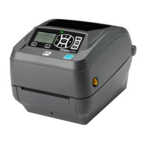 Zebra G Series Monochrome Direct Thermal/Thermal Transfer Desktop Label Printer, 203 dpi, Gray (GX420t)