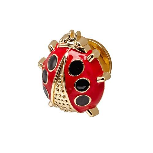 Hand Picked Ladybug Knob