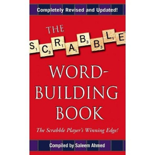 The Scrabble Word-Building Book (Reissue) (Paperback)