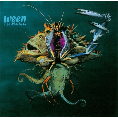 Mollusk [Green Vinyl] [LP] - VINYL