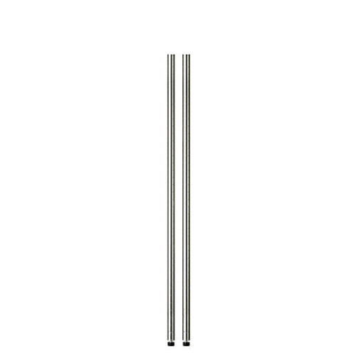 Honey-Can-Do Steel Shelving Support Poles, 54