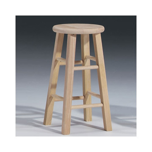 International Concepts 24'' Bar Stool