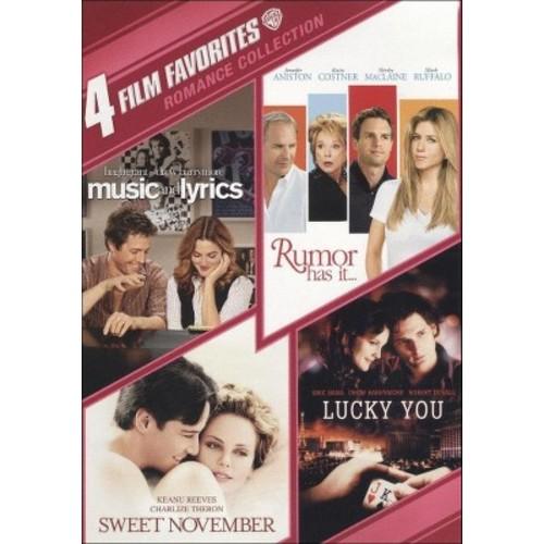 Romance Collection: 4 Film Favorites [2 Discs]