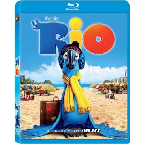 Rio [3 Discs] [Includes Digital Copy] [Blu-ray/DVD]