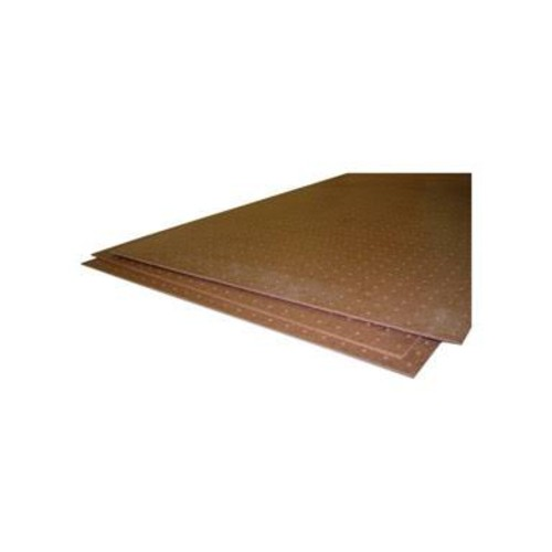 American Wood Moulding Pegbrd-31644 Peg Board, 3/16