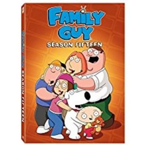 Family Guy Season 15 (DVD)
