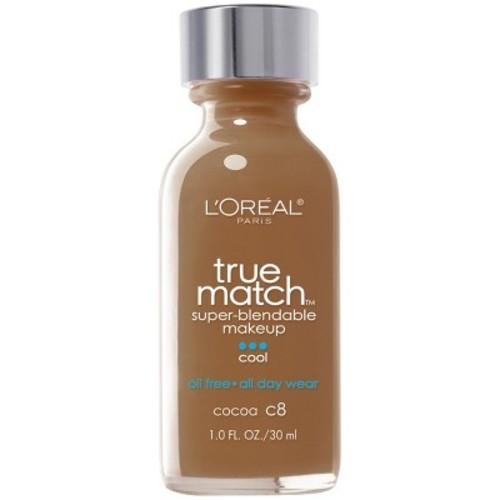 L'Oral Paris True Match Super-Blendable Makeup