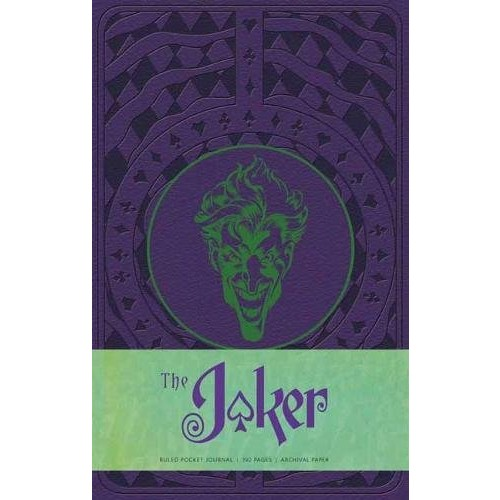 The Joker Ruled Pocket Journal (Insights Journals)
