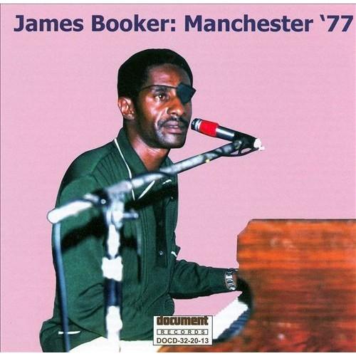 Manchester 77' [CD]