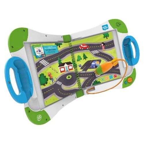 LeapFrog LeapStart Interactive Learning System Preschool and Pre-Kindergarten for Kids Ages 2-4 (works with all LeapStart books)